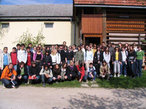 8. srečanje, Dolenje Jezero, 9. maj 2008