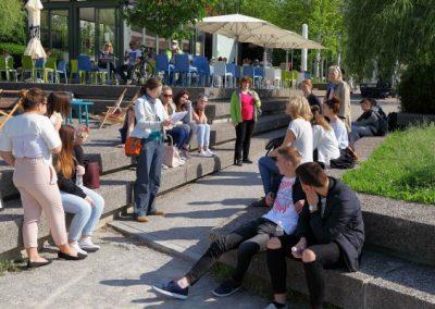 15. srečanje, Ljubljana ob Ljubljanici, 18. maj 2017