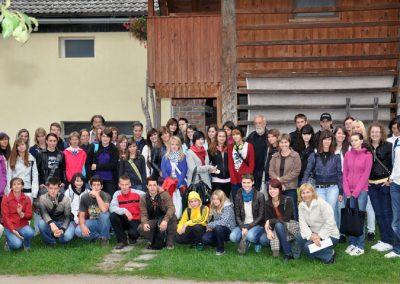 10. srečanje, Dolenje Jezero, 10. september 2010