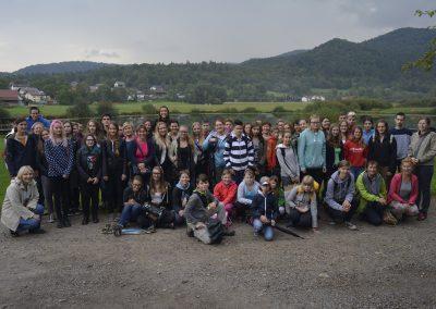 13. srečanje, Podpeško jezero, 16. september 2015