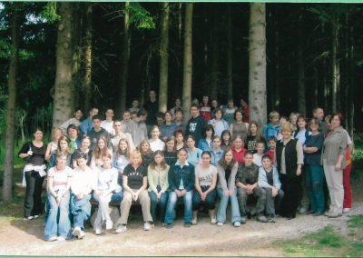 3. srečanje, ob Cerkniškem jezeru, 9. in 10. maj 2003
