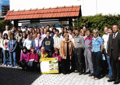 5. srečanje, ob Cerkniškem jezeru, 6. in 7. maj 2005